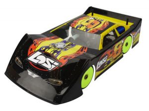 1/8 Scale Dirt Oval Hop-Ups