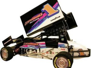 1/10 Scale Dirt Oval