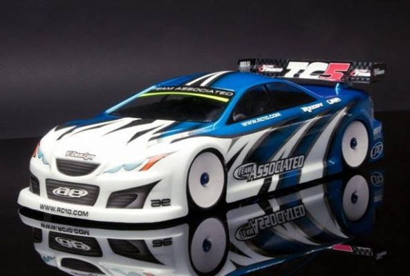 1/10 Scale Elec Touring Car