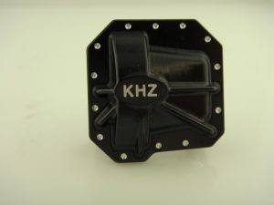 SCX-100-BLK - SCX10II Differential Cover