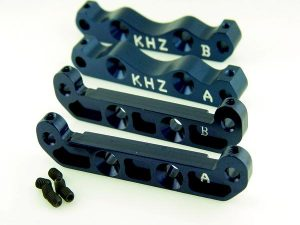 KP-100 - Front Upper/Lower Suspension Holder Set