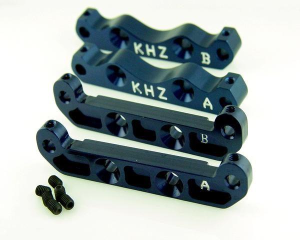 KP-100 - Front Upper/Lower Suspension Holder Set