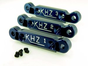 KP-120 - Rear Toe-In Plate Set