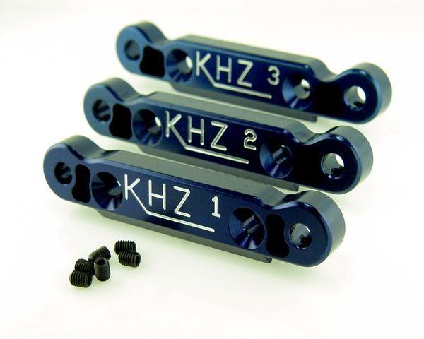 KP-120 - Rear Toe-In Plate Set