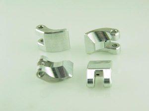 KP-209-6 - Clutch Shoes (Set of 4) 6061 Aluminum