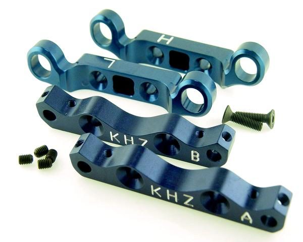 KP-300 - Front Upper/Lower Suspension Holder Set