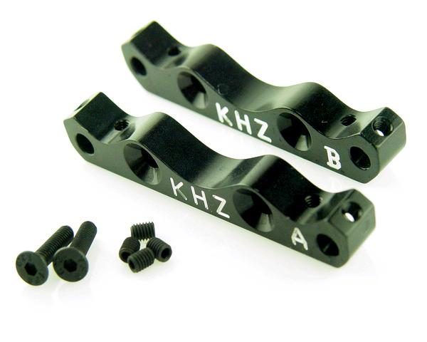 KP-300L-BLK - Lower Suspension Holder Set (A&B)
