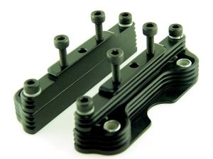 KP-316-BLK - Motor Mount Set
