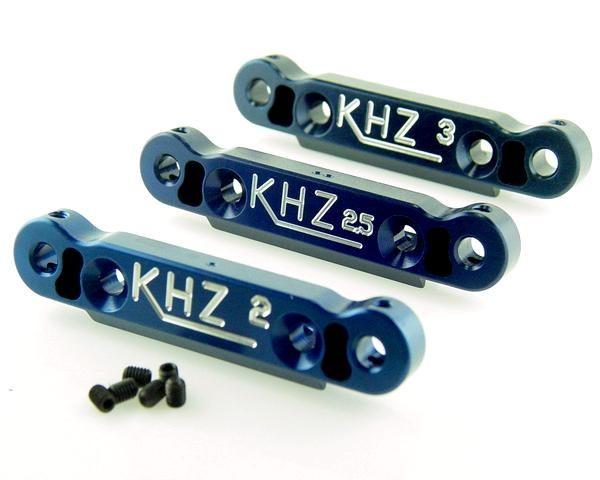 KP-320 - Rear Toe-In Plate Set