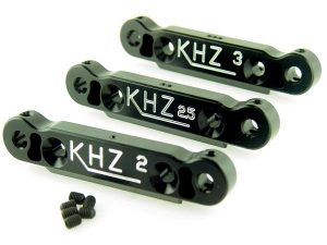 KP-320-BLK - Rear Toe-In Plate Set
