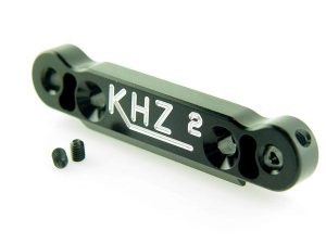 KP-321-BLK - Rear Toe-In Plate 2°