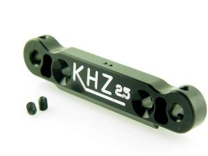 KP-322-BLK - Rear Toe-In Plate 2.5°