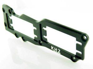 KP-330-BLK - Radio Plate