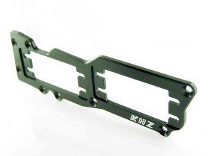 KP-332-BLK - Radio Plate