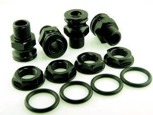 KP-446+10-BLK - 17MM Wheel Hubs +10MM
