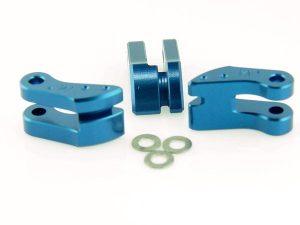 KP-509-6 - Mugen Clutch Shoes (Set of 3) 6061 Aluminum