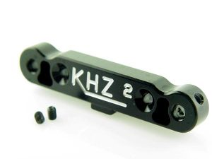 KP-521-BLK - Rear Toe-In Plate 2°
