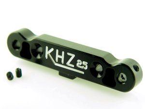 KP-522-BLK - Rear Toe-In Plate 2.5°
