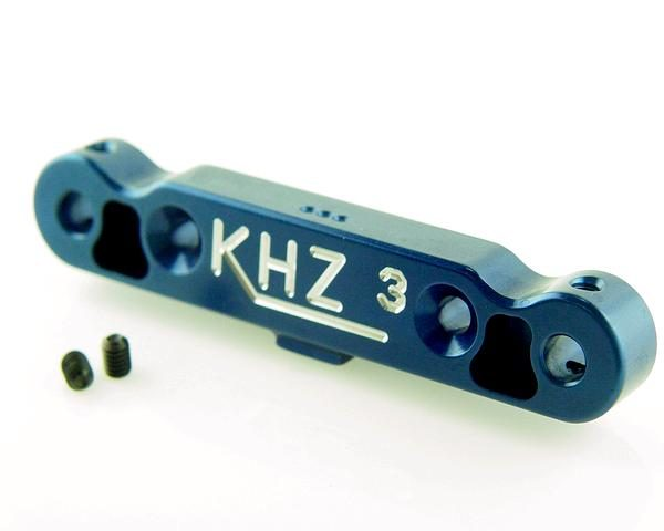 KP-523 - Rear Toe-In Plate 3°