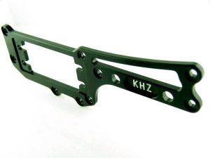KP-533-BLK - Radio Plate