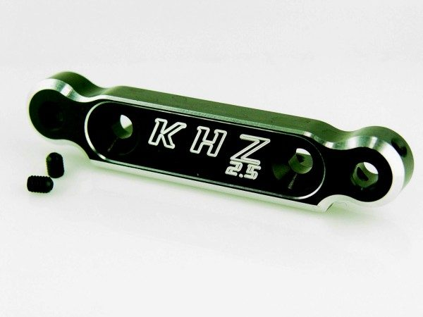 KP-720-2.5 - Jammin X1/X2 2.5 deg Rear Toe-In Plate