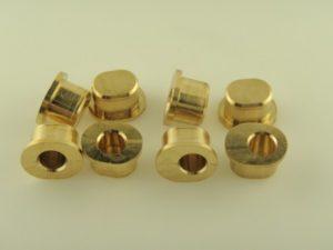 MBX6-BS3 - Upper Closed Brass Bushing Set