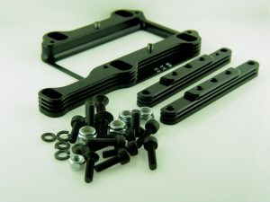 RC8-015 - EZ Change Extended Motor Mount Set