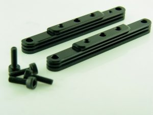 RC8-017NJ - Extra 1.5 MM Set Back Motor Mount Top Blocks