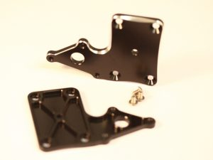 SCTE-026 - Center Diff Top Plate w/Transponder Mount